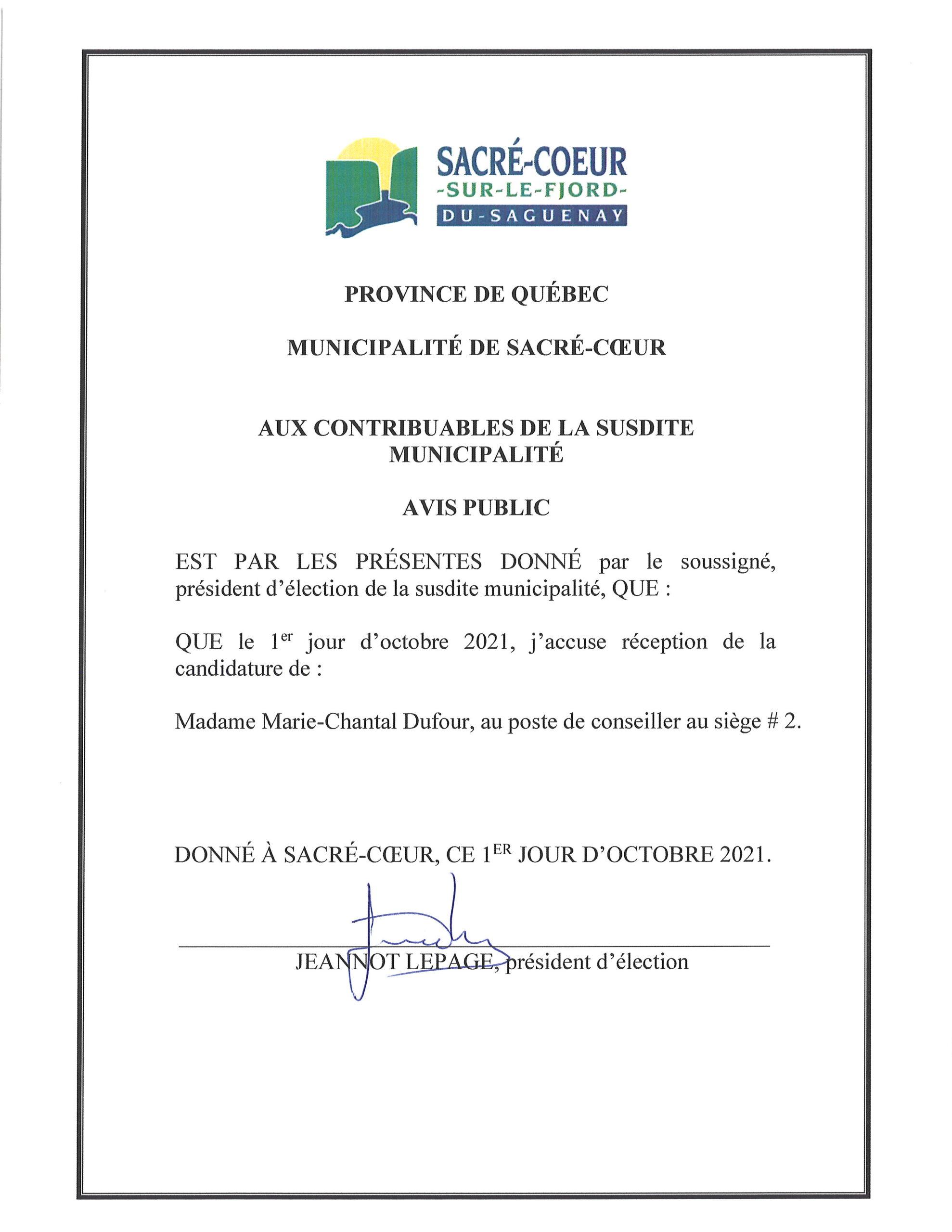 M-C dufour